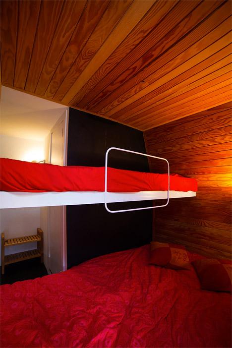 Wooden Box Apartment 5