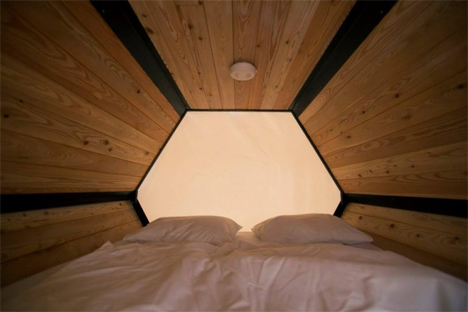 b-and-bee modular sleeping pods