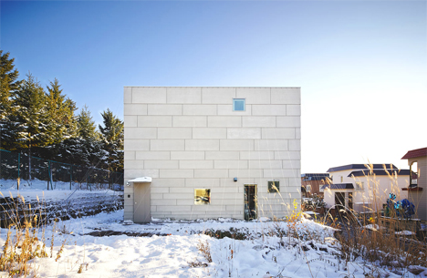 case house exterior