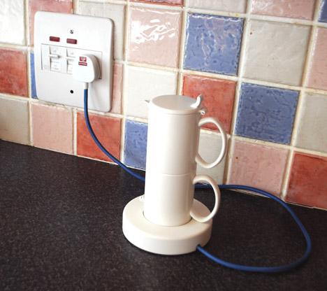 energy saving tea kettle