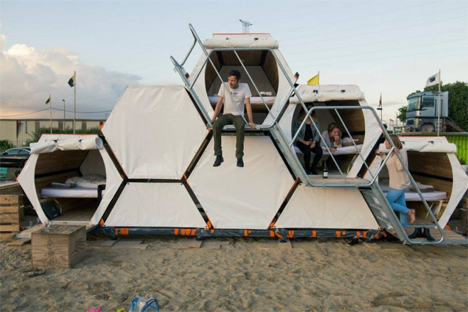 honeycomb concert accommodations
