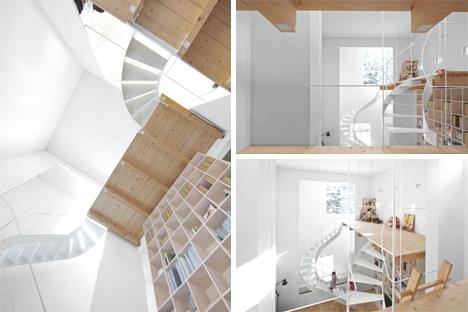 loft areas