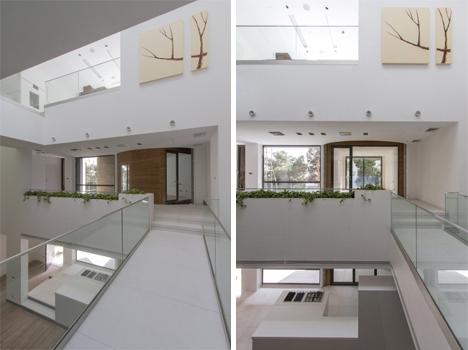 multi-level transforming home