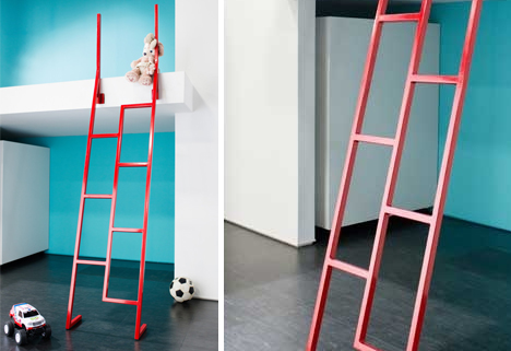 square ladder
