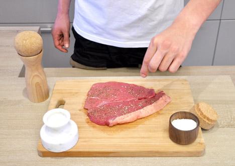 steak totem