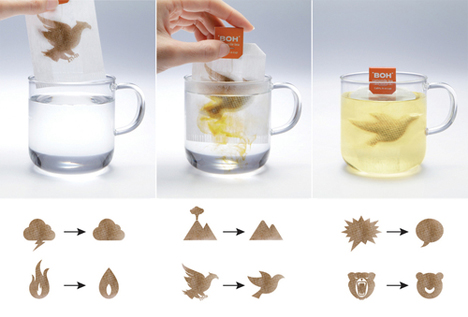 stress releasing chamomile tea bags