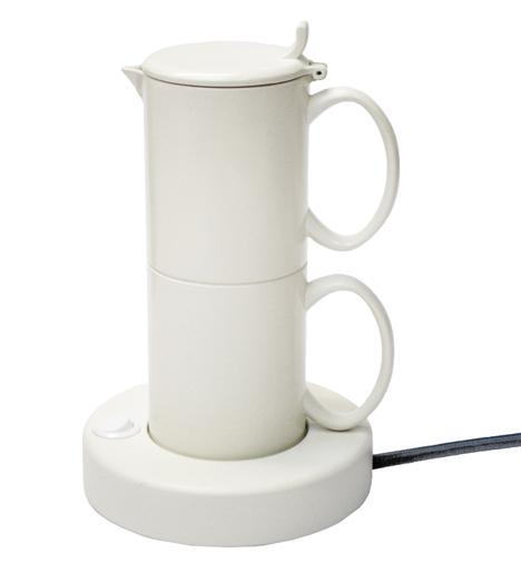 tea mug shaped energy saving tea kettle