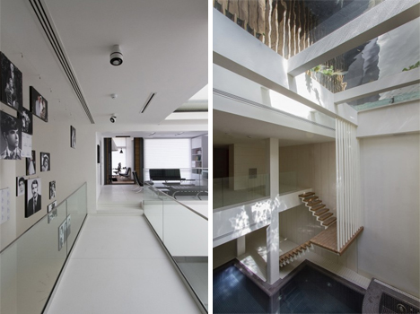 transforming house tehran