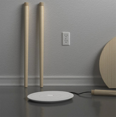 Charging Side Table 2
