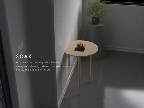 Charging Side Table 3