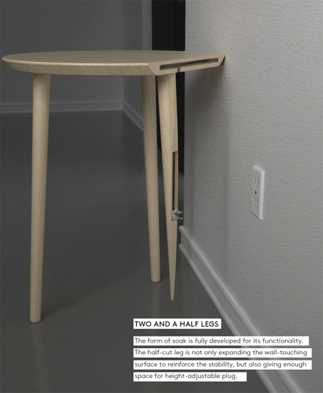 Charging Side Table 4