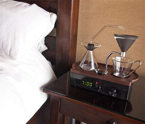 Coffee Alarm Clock 1