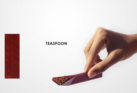 Flat Measuring Spoon 2