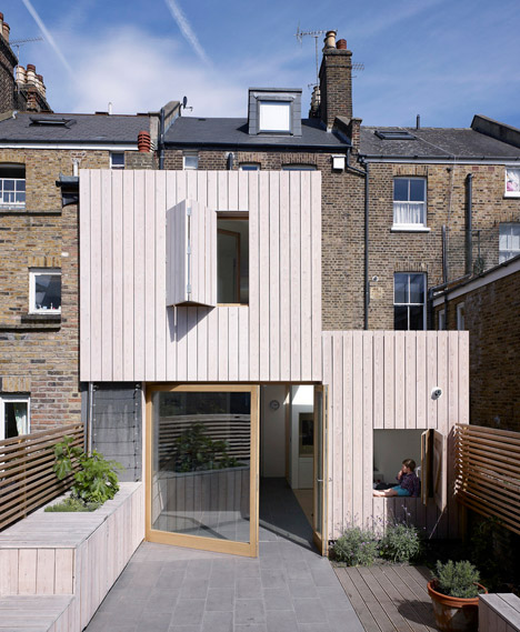 London Victorian Extension 1