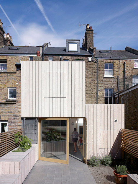 London Victorian Extension 3