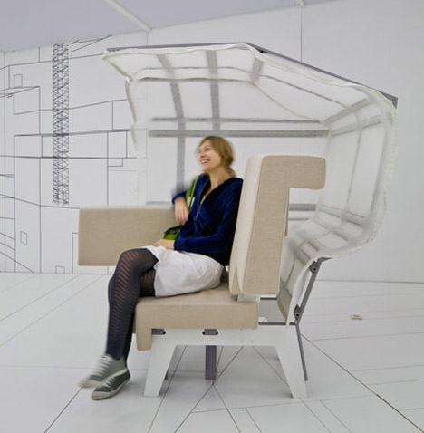 Work Sofa Transforming Multi Purpose Office Furniture Designs