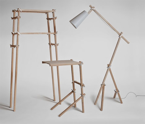 Stick Insects Furniture 1