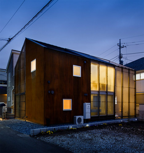 Transustainable House 1