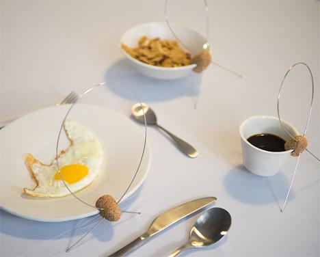 balancing tableware set