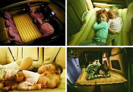 inflatable backseat mattress