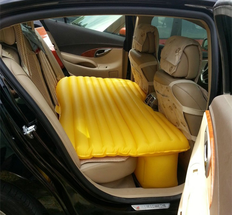 mattress for car backseat