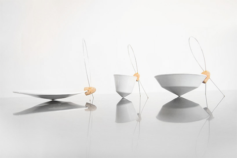 tilt tableware series