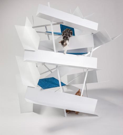 Cat Architecture 4