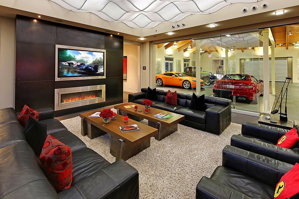 Two Bedroom House With A 16 Car Garage Designs Ideas On Dornob