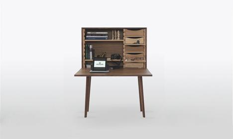 customizable sideboard desk bar