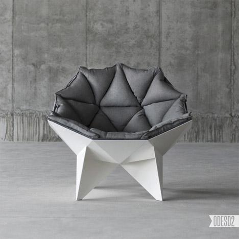 geodesic chair 1