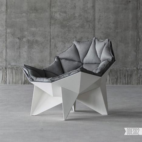 geodesic chair 2