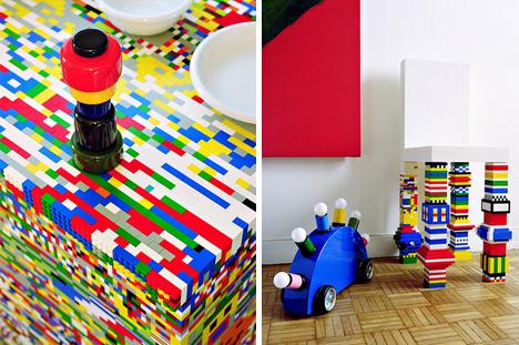 munchausen lego table