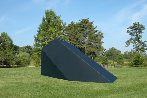 public art shadow house