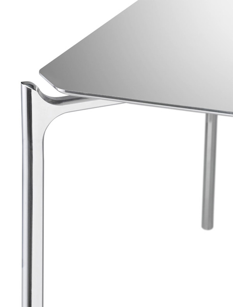 super thin blade table