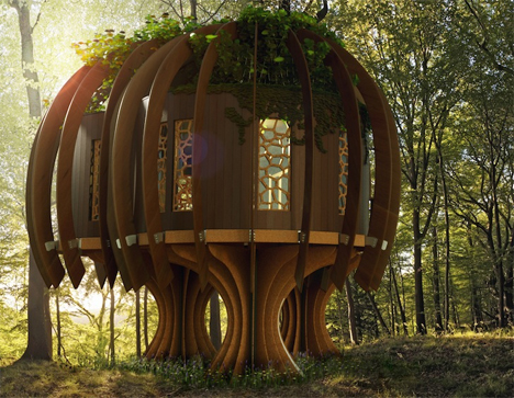 west sussex childrens hospice quiet treehouse