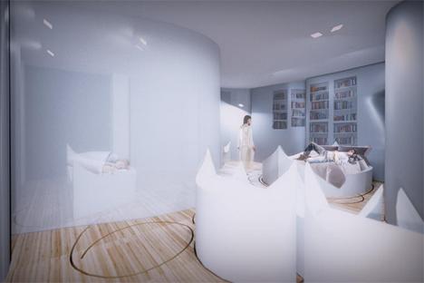 4 high tech transforming apartment interior