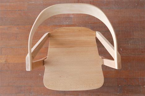 balancing chair