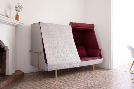 cabin sofa 1