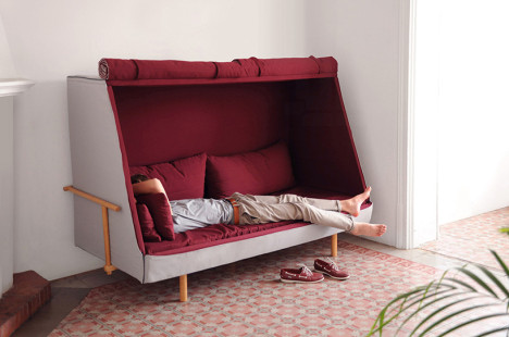 cabin sofa 2