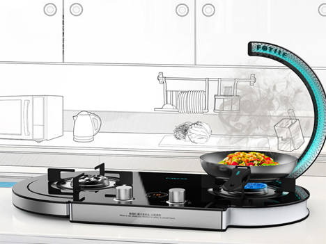 concept portable cooktop