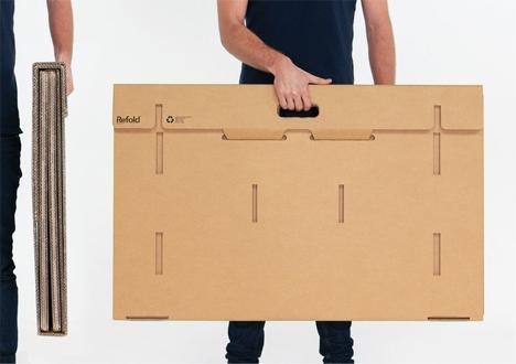 folding lightweight cardboard standing desk