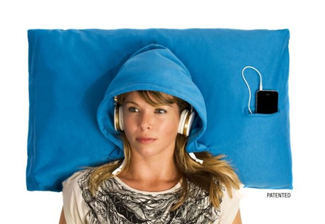 hooded pillowcase