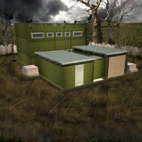 zombie cabin 2