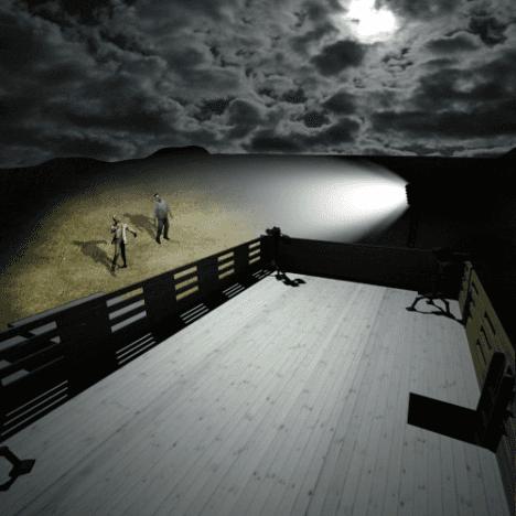 zombie cabin 3