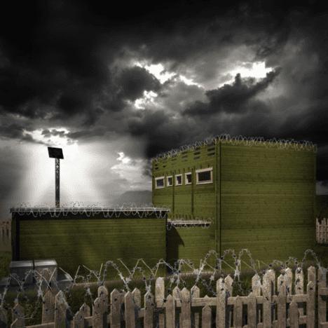 zombie cabin 4