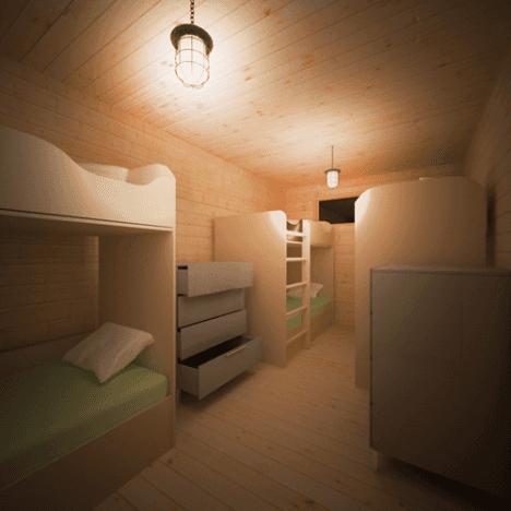 zombie cabin 5