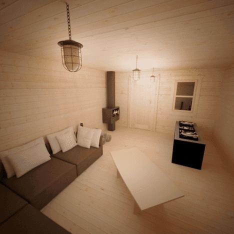 zombie cabin 7