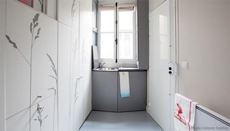 Tiny 8 Sq Meter Apartment Is Full Of Space Saving Secrets Designs Ideas On Dornob