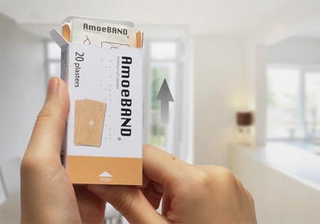 customizable bandages