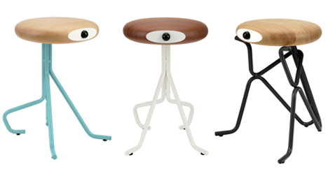 Companion Stools Are The Cutest Furniture Youll Ever Love - Companion stools phillip grass